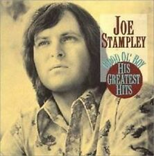 Good Ol' Boy: His Greatest Hits by Joe Stampley  CD  Original Remastered