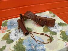 Western Colt Holster + Gürtel Viking 105 cm