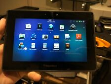 """BlackBerry PlayBook 16GB, Wi-Fi  7in - Black tablet 7"""" Play book BB OS"""