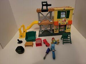 Disney's Handy Manny's Lets Get Building! Workshop PlaySet Replacement Pieces