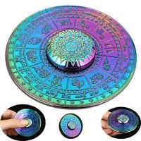 Rainbow Fidget Hand Spinner Anti-Stress Konzentration ADHS EDC Top Spin Spiel