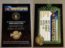 """Hard Rock Cafe Dublin 2005 """"Pinventures"""" Pin Intercambiable Evento Laminado"""