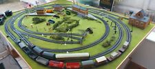 More details for hornby model railway train set 00 and layout
