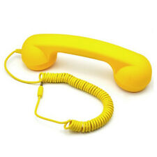 Retro Telephone 3.5mm Handset Phone Receiver For All  Mobile phones Tablet PC