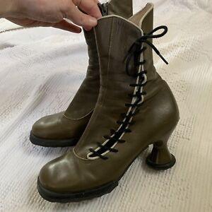 """john fluevog """"mini lover"""" boots"""