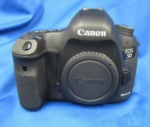 Canon EOS 5D Mark III Digital Camera Body Only Black Tested Working Used Ex