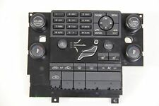 VOLVO S80 2007 RHD RADIO A/C HEATER CLIMATE CONTROL SWITCH PANEL 30774365