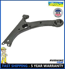 New 1 Front Lower Left Driver Control Arm For Toyota Corolla Matrix Pontiac Vibe