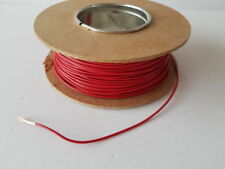 CAR AUTOMOTIVE INSTALLATION CABLE WIRING HARNESS RED +12V 1MM 32 CORE 1M 1 METRE