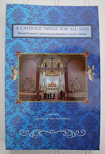 A Catholic Missal for All Ages by Scheeler ~ New Full-Color Latin Mass Missal