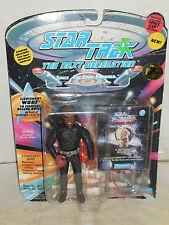 Star Trek, The Next Generation, Lieutenant Warf in Starfleet Rescue 1993, Gw