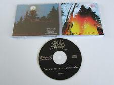 SHADOWDANCES Burning Shadows CD 1996 RARE OOP DOOM/DEATH ORIGINAL 1st PRESSING!!