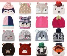 Kids Beanie 100% Cotton Children Soft Knit Hat Baby Toddler Infant Kids Cap