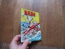 PETIT FORMAT BD AKIM 250  mon journal 1970