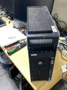 HP Z620 Workstation Tower BAREBONE Mainboard w/ CPU Xeon E5 2630V2 708614-001