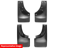 WeatherTech No-Drill MudFlaps for Buick Enclave 2018 - Full Set