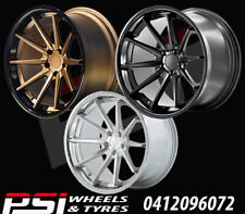 "19"" INCH FERRADA FR4 WHEELS 19X8.5 19x9.5 19X10.5 RIMS HOLDEN HSV COMMODORE"