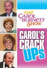The Carol Burnett Show: Carol's Crack-Ups (DVD,2014)