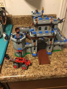 LEGO King's Castle 70404 incomplete NO MINI FIGURES