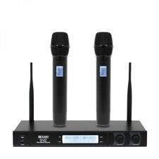 Prolight  W Audio   RM 30T Twin UHF Handheld Radio Microphone System (863.1Mhz/8
