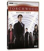 Torchwood - Serie Tv - 2^ Stagione - Cofanetto Con 4 Dvd - Nuovo Sigillato