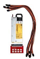 Bitmain Z9 Mini 750w PSU Platinum 94%Power Supply 6 Pin Breakout 120V-240V
