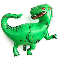 Dinosaur Foil Balloons Animal Air Balloons Children Toy Kids Birthday Party 3cR