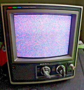 Sony KV-9200 Trinitron  Retro Gaming TV