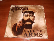 Saxon ‎– Call To Arms LP Germany 2011 UDR ‎– UDR 0027 LP New Sealed