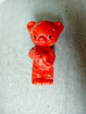 Teddybär Spielzeug 2x Erkö Spielzeugbären aus der ehmaligen DDR Plastik