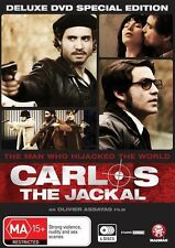 Carlos The Jackal - Trilogy + Movie (DVD, 2011, 4-Disc Set)