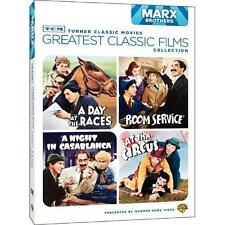 TCM Greatest Classic Films Collection: Marx Brothers [2 Discs] DVD Region 1