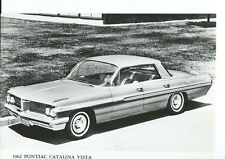 Pontiac Catalina Vista  Original Press Photograph Mint Condition