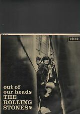 ROLLING STONES - out of our heads LP UK press