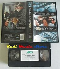 film VHS THE BOONDOCK SAINTS Willem Dafoe BIlly Connolly UNIVIDEO  (F66*) no dvd