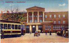 Ansichtskarten aus Nordrhein-Westfalen mit dem Thema Straßenbahn