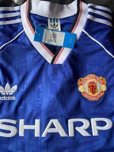 Man Utd Retro football shirt xxl (b)
