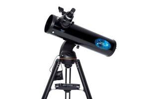Celestron Astro Fi 130mm WiFi GOTO Astronomy Telescope #22203 (UK Stock) ex Demo