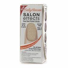 Sally Hansen Salon Effects Real Nail Polish Strips glitz blitz