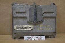 1994-1995 Chevrolet Lumina Camaro Engine Control Unit ECU 16196397 Module 53 6B4