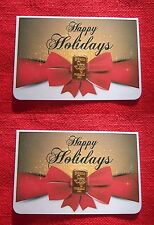 4 gram GOLD TGR BULLION HAPPY HOLIDAY Gold Bars (In Assay)FREE PRIORITY SHIPPING