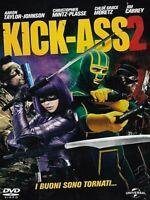 KICK- ASS 2 (2013) un film di Jeff Wadlow - DVD EX NOLEGGIO - UNIVERSAL