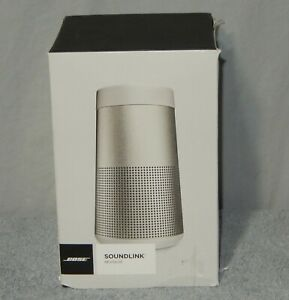 Bose SoundLink Revolve Bluetooth Speaker Lux Gray