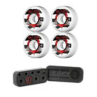 Powell Peralta 58mm Park Ripper Skateboard Wheels With Independent Bearings