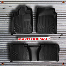 2013-2014 Ford Escape MAXFloormat All Weather Custom Floor Mat Liner Black