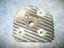 CYLINDER HEAD 2002 CAN-AM DS50 BOMBARDIER DS 50 02