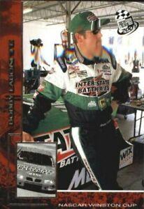 2001 Press Pass Auto Racing Card #s 1-100 (A6126) - You Pick - 10+ FREE SHIP