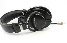 Audio-Technica Ath-M30x Closed-back Monitoring Headphones No Foams