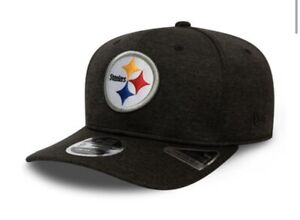New Era - NFL Pittsburgh Steelers Cap 9Fifty Neu Gr M/L Stretch Snap Snapback