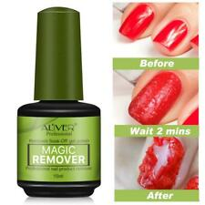 15ml Magic Nail Soak Off Hard Gel Burst Remover Polish Cleaner Strong